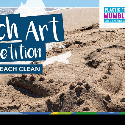 Beach Art Competition & Mini Beach Clean