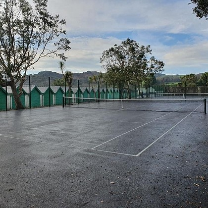 Tennis Courts open for play!